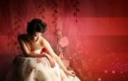 婚纱摄影欣赏 设计壁纸