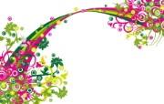 精美矢量色彩风格宽屏壁纸 1920x1200 壁纸9 精美矢量色彩风格宽屏 设计壁纸