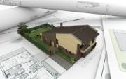 3D建筑设计 1 14 3D建筑设计 设计壁纸