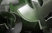 超大3D设计 1 4 超大3D设计 设计壁纸