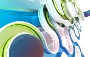 Chromatic立体设计 1 16 Chromatic立体设计 设计壁纸