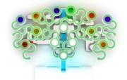 Chromatic立体设计 1 12 Chromatic立体设计 设计壁纸