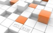 立方体设计壁纸系列一 设计壁纸