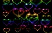 霓虹灯眩光线条描绘设计个性壁纸 壁纸50 霓虹灯眩光线条描绘设 设计壁纸