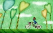 女孩专用 女孩的秘密梦花园宽屏壁纸 壁纸3 女孩专用:女孩的秘密 设计壁纸