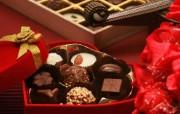 情人节巧克力壁纸 设计壁纸