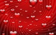 情人专用 情人节专题高清心形壁纸 三 壁纸5 情人专用:情人节专题 设计壁纸