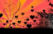 情人专用 情人节专题高清心形壁纸 三 壁纸7 情人专用:情人节专题 设计壁纸