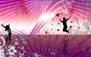 情人专用 情人节专题高清心形壁纸 三 壁纸14 情人专用:情人节专题 设计壁纸