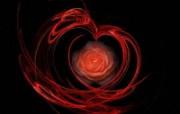 情人专用 情人节专题高清心形壁纸 三 壁纸100 情人专用:情人节专题 设计壁纸