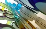 三维立体设计宽屏壁纸 3D 壁纸18 三维立体设计宽屏壁纸 设计壁纸