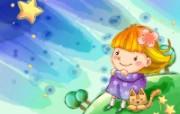 矢量快乐童年(第二辑 设计壁纸