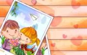 矢量快乐童年 第二辑 壁纸29 矢量快乐童年(第二辑 设计壁纸