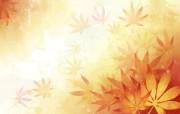 矢量艺术花纹花朵 宽屏壁纸 壁纸11 矢量艺术花纹花朵 宽 设计壁纸