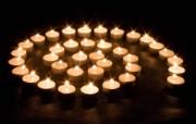 1920x1200 祝福的烛光 纪念汶川地震 1920x1200 蜡烛烛光图片壁纸 1920x1200 祝福的烛光壁纸 摄影壁纸