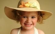 可爱儿童摄影 金发小美女图片壁纸 爱与纯真可爱婴儿儿童摄影壁纸 摄影壁纸