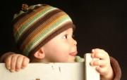 可爱婴儿摄影 精灵小宝宝图片壁纸 爱与纯真可爱婴儿儿童摄影壁纸 摄影壁纸
