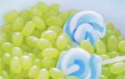 彩色棒棒糖图片 梦幻风格糖果摄影 缤纷糖果摄影壁纸第二辑 摄影壁纸