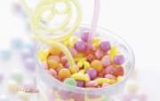 彩色糖果图片 梦幻风格糖果摄影 缤纷糖果摄影壁纸第二辑 摄影壁纸