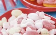 梦幻糖果摄影 粉色系糖果图片 缤纷糖果摄影壁纸第二辑 摄影壁纸