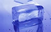 冰凉冰的素材 摄影壁纸