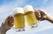 冰凉夏日酒香 酒水饮品高清摄影 夏日啤酒图片 举杯敬酒 冰凉夏日酒香酒水饮品高清摄影 摄影壁纸