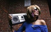 音乐DJ Hip Hop 风格人物图片 Hip Hop 潮流人物壁纸 摄影壁纸