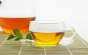 日本茶道文化与健康饮品 摄影壁纸