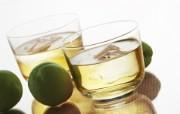 日本杨梅酒图片 健康饮品摄影 日本茶道文化与健康饮品 摄影壁纸