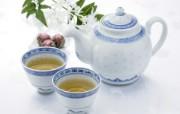 日本茉莉茶图片 日本茶道摄影 日本茶道文化与健康饮品 摄影壁纸