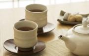 日本焙茶图片 日本茶道摄影 日本茶道文化与健康饮品 摄影壁纸