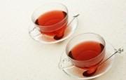 日本玫瑰花草茶图片 日本茶道摄影 日本茶道文化与健康饮品 摄影壁纸