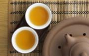 日本乌龙茶图片 日本茶道摄影 日本茶道文化与健康饮品 摄影壁纸
