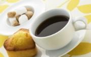 早餐咖啡图片 品味咖啡摄影 日本茶道文化与健康饮品 摄影壁纸