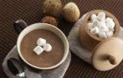 可可巧克力图片 品味咖啡摄影 日本茶道文化与健康饮品 摄影壁纸