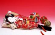 日本民俗文化欣赏祈福驱邪物品一 摄影壁纸