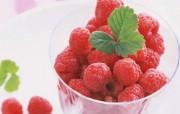 水果餐点餐桌上的水果一 摄影壁纸