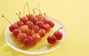 餐桌 33P 樱桃图片 水果甜点壁纸 水果甜点摄影二 摄影壁纸