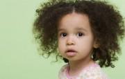 天使在人间 儿童摄影壁纸 超级小卷毛 可爱儿童大头照图片 天使在人间儿童摄影壁纸第一辑 摄影壁纸