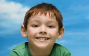 天使在人间 儿童摄影壁纸 可爱小孩大头照壁纸 天使在人间儿童摄影壁纸第一辑 摄影壁纸