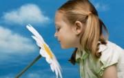 天使在人间 儿童摄影壁纸 外国小女孩 朴实天真儿童摄影壁纸 天使在人间儿童摄影壁纸第一辑 摄影壁纸