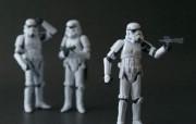 星球大战手办模型图片 星球大战玩具趣味摄影壁纸 摄影壁纸