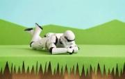 星球大战玩具手办图片壁纸 星球大战玩具趣味摄影壁纸 摄影壁纸