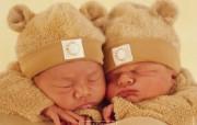 婴儿摄影家 Anne Geddes 作品 摄影壁纸