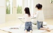 永远的纯真 可爱儿童摄影壁纸 高清晰儿童摄影素材 永远的纯真儿童节摄影壁纸 摄影壁纸