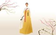 朝鲜族女性 2 14 朝鲜族女性 矢量壁纸