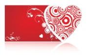 矢量爱的心形 3 17 矢量爱的心形 矢量壁纸