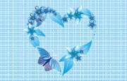 矢量爱的心形 3 15 矢量爱的心形 矢量壁纸