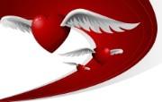 矢量爱的心形 3 13 矢量爱的心形 矢量壁纸