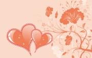 矢量爱的心形 3 11 矢量爱的心形 矢量壁纸